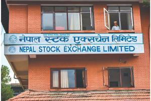 With 92.42 points rise, Nepse on bullish trend