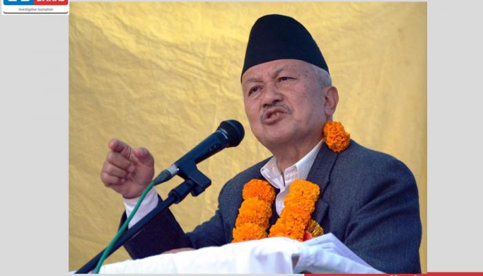 Five years of constitution : Constituent Assembly Chair Nembang says unanimous approval of constitution is consensus from all sides