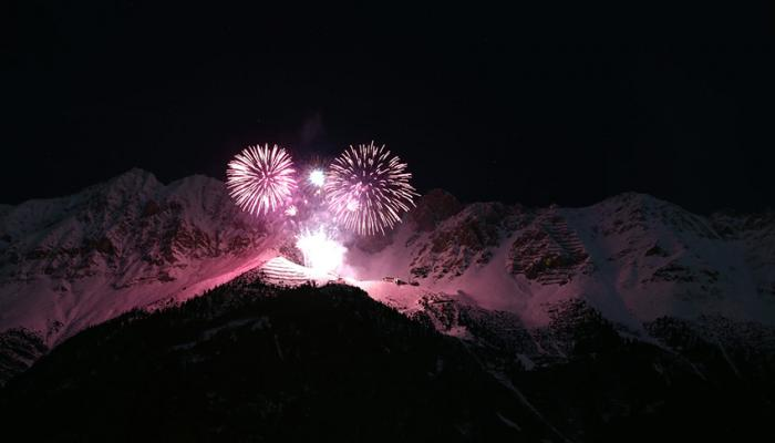 New Year Celebration in Different Countries (Photo Feature)