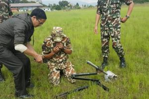 NA defuses two bombs found in Thehe village