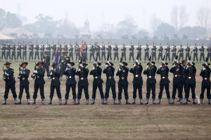 Army Day-2077 observed with grand military display