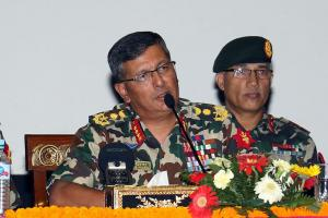 COVID-19 vaccines to be managed to targeted staff and families: CoAS Thapa