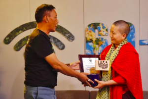 Singer Dolma appointed goodwill ambassador for WWF