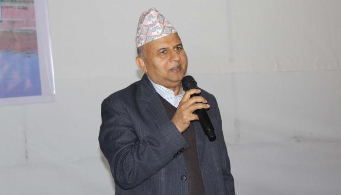 CM Pokhrel extends best wishes on Bhume Festival