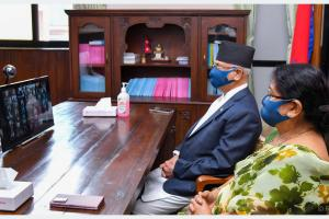 Government will take responsibility for care, protection of disabled, neglected children: PM Oli